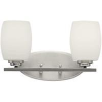 Kichler 5097NIL18 Eileen LED 14 inch Brushed Nickel Vanity Light Wall Light