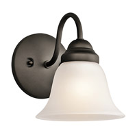 Kichler Lighting Wynberg 1 Light Wall Sconce in Olde Bronze 5294OZ