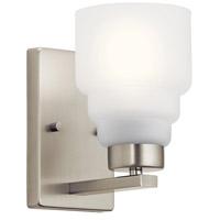 Kichler 55010NI Vionnet 1 Light 5 inch Brushed Nickel Wall Bracket Wall Light