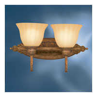 Kichler Lighting Northam 2 Light Bath Vanity in Lincoln Bronze 5942LBZ photo thumbnail