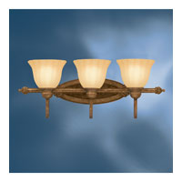 Kichler Lighting Northam 3 Light Bath Vanity in Lincoln Bronze 5943LBZ photo thumbnail