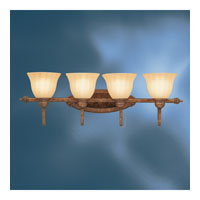 Kichler Lighting Northam 4 Light Bath Vanity in Lincoln Bronze 5944LBZ photo thumbnail