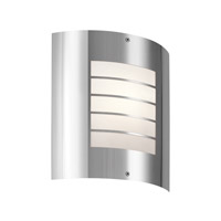 Kichler Newport 1 Light Outdoor Wall - Large in Polished Stainless Steel 6040PSS316