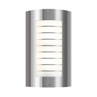 Kichler Newport 2 Light Outdoor Wall - Large in Polished Stainless Steel 6048PSS316