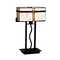 Kichler Lighting Tacoma 1 Light Table Lamp in Olde Bronze 61008