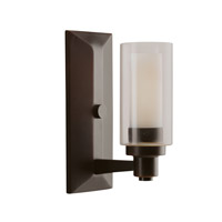 Kichler 6144OZ Circolo 1 Light 5 inch Olde Bronze Wall Sconce Wall Light
