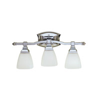 Kichler Lighting Sections 3 Light Bath Vanity in Chrome 6204CH