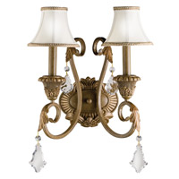 Kichler Lighting Ravenna 2 Light Wall Sconce in Ravenna 6504RVN photo thumbnail