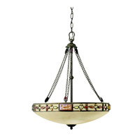 Kichler Lighting Joya 3 Light Inverted Pendant in Olde Bronze 65290