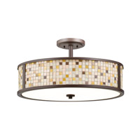 Kichler Lighting Blythe 5 Light Convertible Pendant in Olde Bronze 65381 alternative photo thumbnail