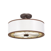 Kichler Lighting Louisa 3 Light Convertible Pendant in Olde Bronze 65388 alternative photo thumbnail