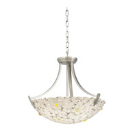 Kichler Dayzie 4 Light Pendant/Semi Flush in Antique Pewter 65415