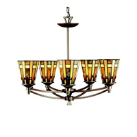 Kichler Lighting Seymor 5 Light Chandelier in Cashmere 66044 photo thumbnail