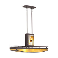 Kichler Lighting Riverview 6 Light Chandelier in Olde Bronze 66051