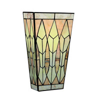 Kichler Lighting Piedra 1 Light Fluorescent Sconce in Olde Bronze 69083 photo thumbnail