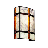Kichler Lighting Tacoma 2 Light Wall Sconce in Olde Bronze 69087 photo thumbnail