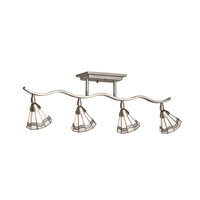 Kichler Lighting Adjustable Rail 3 Light Rail Light in Olde Bronze 69091 photo thumbnail