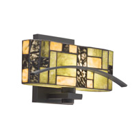 Kichler Lighting Bayonne 1 Light Wall Sconce in Satin Black 69092 photo thumbnail