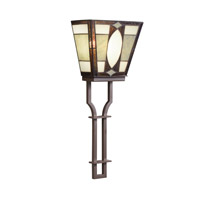 Kichler Lighting Denman 2 Light Wall Sconce in Olde Bronze 69121 photo thumbnail