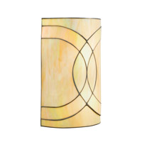 Kichler Lighting Spyro 2 Light Wall Sconce in Dark Bronze 69124
