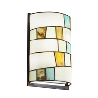 Kichler Lighting Mihaela 2 Light Wall Sconce in Shadow Bronze 69144 photo thumbnail
