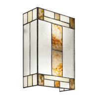 Kichler 69163 Bryce 2 Light 8 inch Brushed Nickel Wall Lamp Wall Light