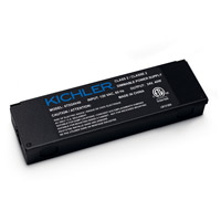 Kichler 6TD24V40BKT Signature Textured Black LED Power Supply