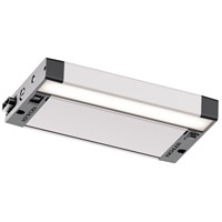 Kichler 6UCSK08NIT 6U Series LED LED 8 inch Nickel Textured Under Cabinet Lighting