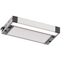 Kichler 6UCSK08NIT 6U Series LED LED 8 inch Nickel Textured LED Under Cabinet