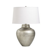 Kichler Westwood Missoula 1 Light Table Lamp in Antique Pewter 70334AP