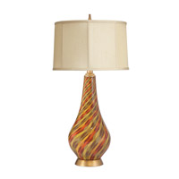 Kichler Lighting Urban Traditions Porcelain 1 Light Table Lamp in Hand Painted Porcelain 70559