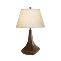 Kichler Lighting Missoula 1 Light Table Lamp in Natural 70591CA