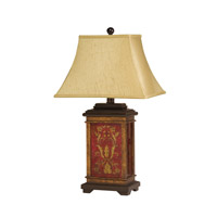 Kichler Lighting Chalmette 1 Light Table Lamp in Multi-Color 70634