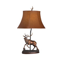 Kichler Lighting Dakota Ridge 1 Light Desk Lamp in Bronze 70636 photo thumbnail