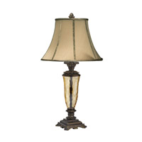 Kichler Lighting Cheswick 1 Light Table Lamp in Bronze 70655CA