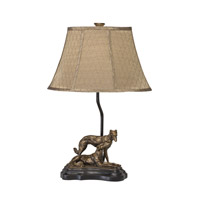 Kichler Lighting Dakota Ridge 1 Light Desk Lamp in Antique Bronze 70716 photo thumbnail