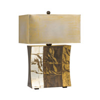 Kichler Lighting Vivido 1 Light Table Lamp in Hand Painted 70744