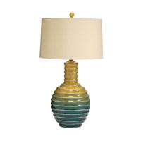 Kichler Lighting Signature 1 Light Table Lamp in Hand Painted Porcelain 70754 photo thumbnail
