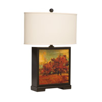 Kichler Lighting Vivido 1 Light Table Lamp in Hand Painted 70772CA