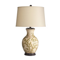 Kichler Lighting Key West 1 Light Table Lamp in Hand Painted Porcelain 70797CA