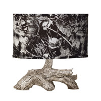 Kichler Lighting DuBois 1 Light Table Lamp - Accent in Antique Silver 70806CA photo thumbnail