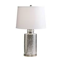Kichler Lighting Gator 1 Light Table Lamp in Reverse Painted Glass 70809CA