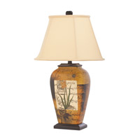 Kichler Lighting Signature 1 Light Table Lamp in Hand Painted Porcelain 70836 photo thumbnail