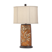 Kichler Lighting Signature 1 Light Table Lamp in Hand Painted Porcelain 70837 photo thumbnail