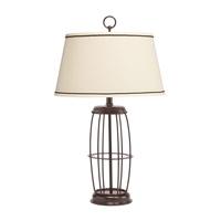 Kichler Lighting Westwood Rosario 1 Light Table Lamp in Painted Metal 70857CA photo thumbnail