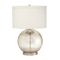Kichler Lighting Westwood Soleil 1 Light Table Lamp in Mercury Glass 70870