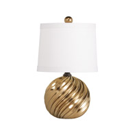 Kichler Westwood Raquel 1 Light Accent Table Lamp in Ceramic 70877CA