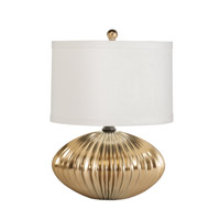 Kichler Westwood Raquel 1 Light Table Lamp in Ceramic 70879CA photo thumbnail