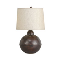Kichler Westwood Missoula 1 Light Table Lamp in Bronze 70883CA