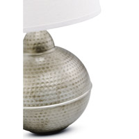 Kichler Westwood Missoula 1 Light Table Lamp in Antique Pewter 70883AP
